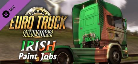 ETS 2 - Irish Paint Jobs Pack für nur 0,49€! Die Aktion endet am 21. März!