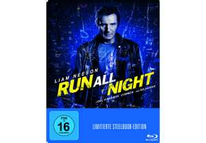 Run All Night (Steelbook-Edition) (Blu-ray) für 4,99€ versandkostenfrei (Saturn)