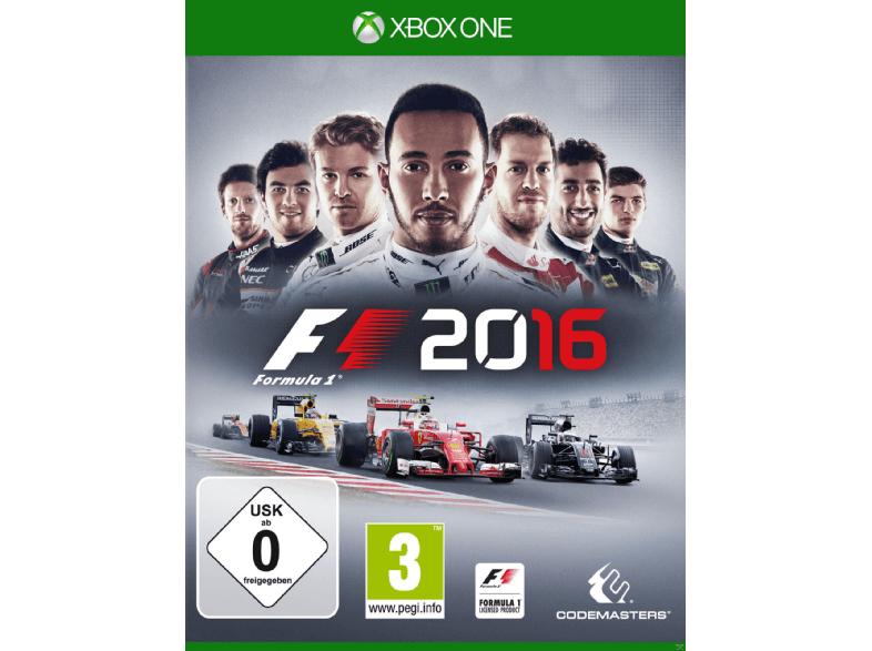 F1 2016 (Xbox One & PS4) für 24,99€ Versandkostenfrei (Saturn)