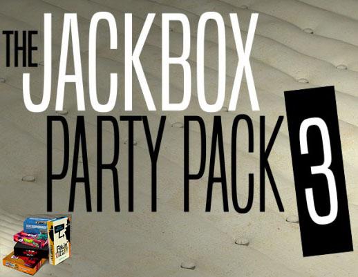 """[BUNDLESTARS] """"The Jackbox Party Pack 3"""" für 12,41 EUR"""