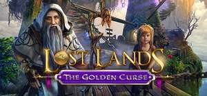 Steam Lost Lands: The Golden Curse + SammelKarten SONDERANGEBOT! Aktionsende am 30. März
