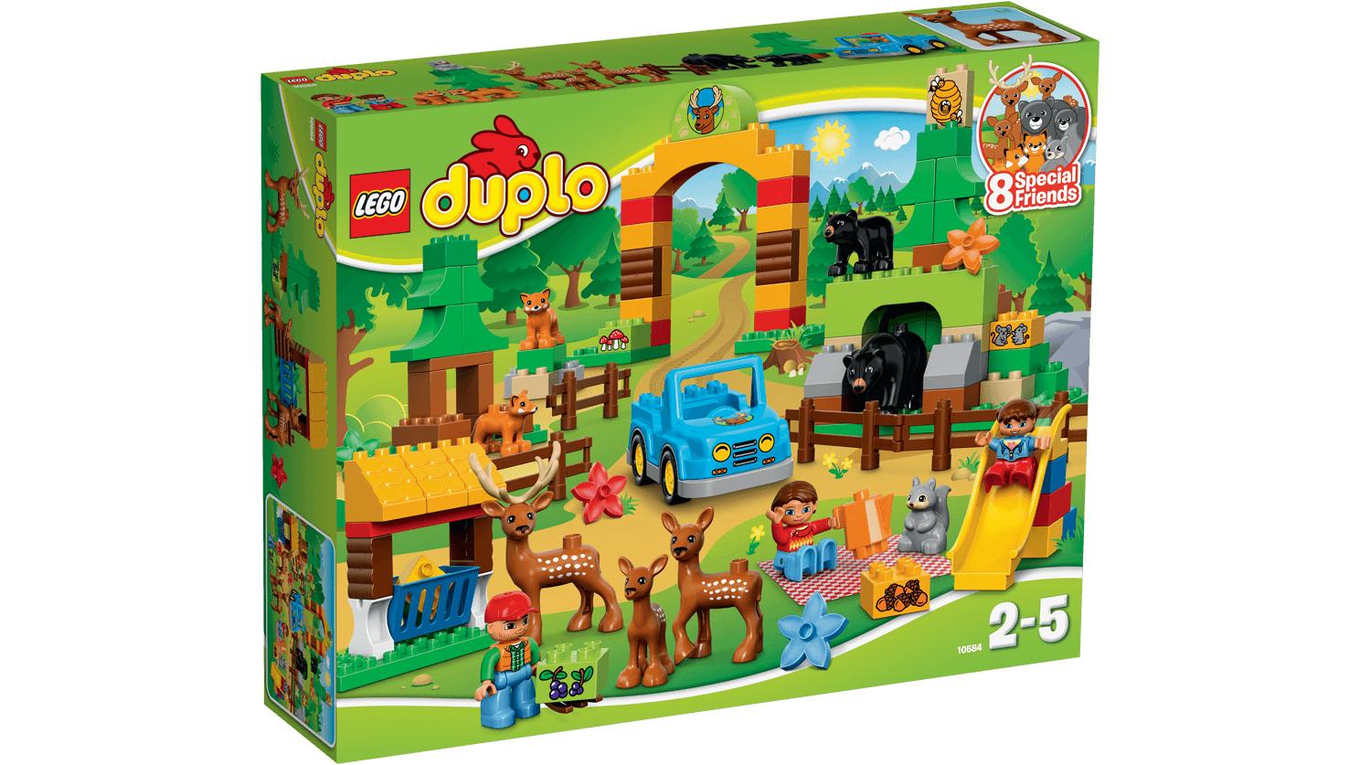 Real 20 % Rabatt auf LEGO - Duplo
