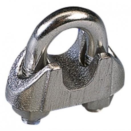 10x 5mm Drahtseilklemmen für 1,46 inkl. Versand und 100 Stahlnägel verzinkt für 1,06