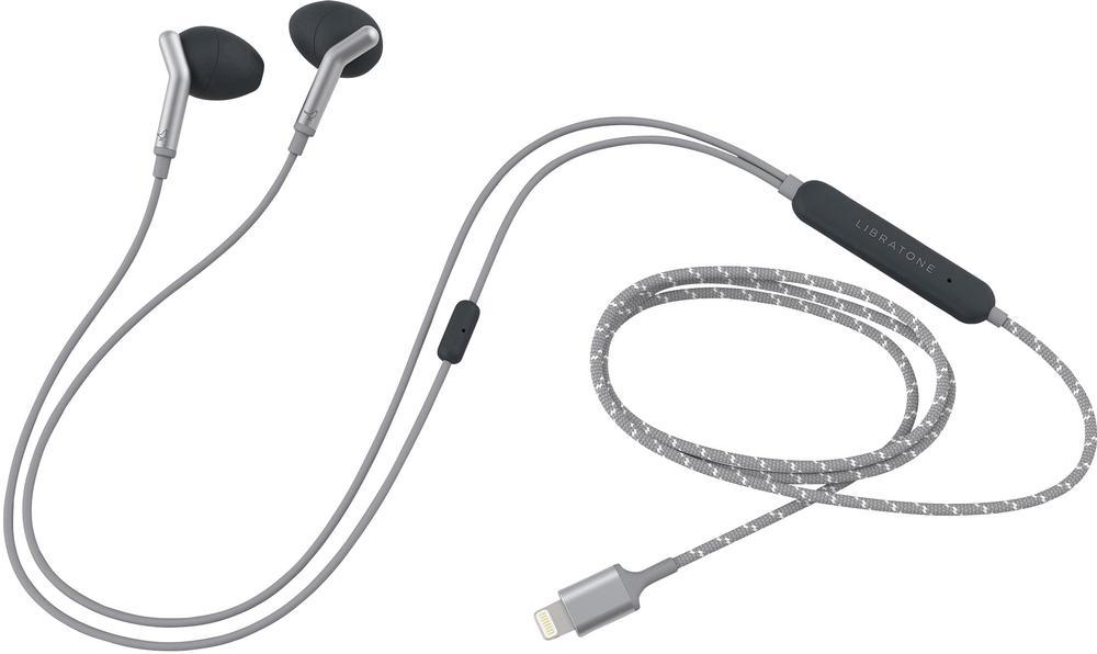 Kopfhörer Libratone Q Adapt In-Ear Stormy Black oder 3 andere Farben für 99,90€ [Conrad]