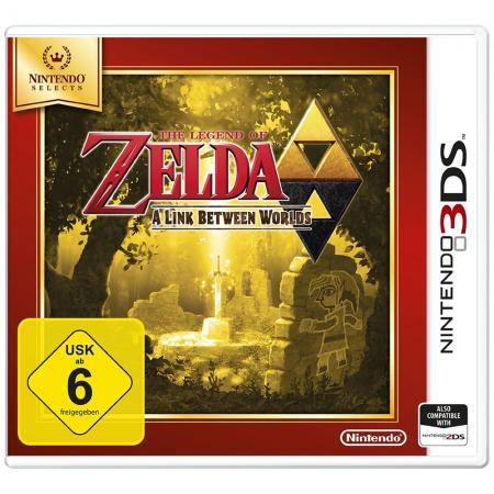 einige 3DS-Spiele bei [Redcoon] reduziert - z.B. The Legend of Zelda: Ocarina of Time & A Link between Worlds für je 14,99€ versandkostenfrei