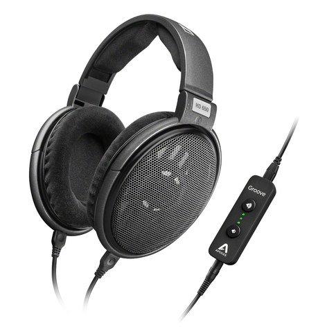 [sennheiser.de] Sennheiser HD 650 Apogee Groove Bundle für 508,30inkl Versand