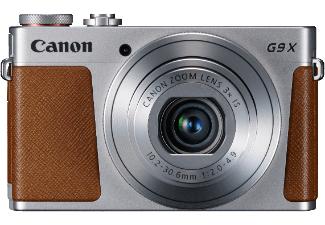 CANON PowerShot G9 X Digitalkamera Silber für 333 € bei Mediamarkt und Amazon