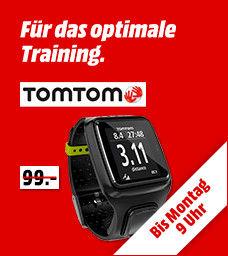 TomTom Runner GPS-Sportuhr für 45€