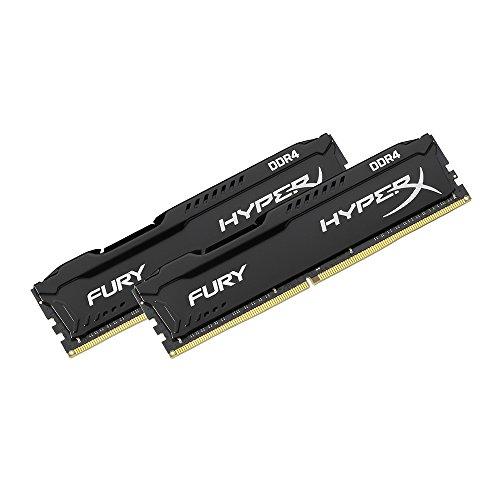 32GB (2x16GB) Kingston HyperX Fury DDR4 Arbeitsspeicher 2400MHz, CL15-15-15 bei Amazon.it für 181,- Euro