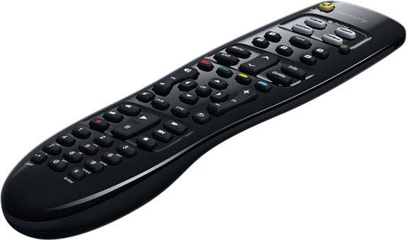 [Mediamarkt] Universal-Fernbedienung Logitech Harmony 350 Control, lernfähig, bis zu 8 Geräte steuerbar für 25,-€ Versandkostenfrei**Update..Wieder Verfügbar 14.07