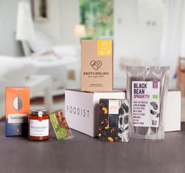 [Foodist] – glutenfreie Genussbox