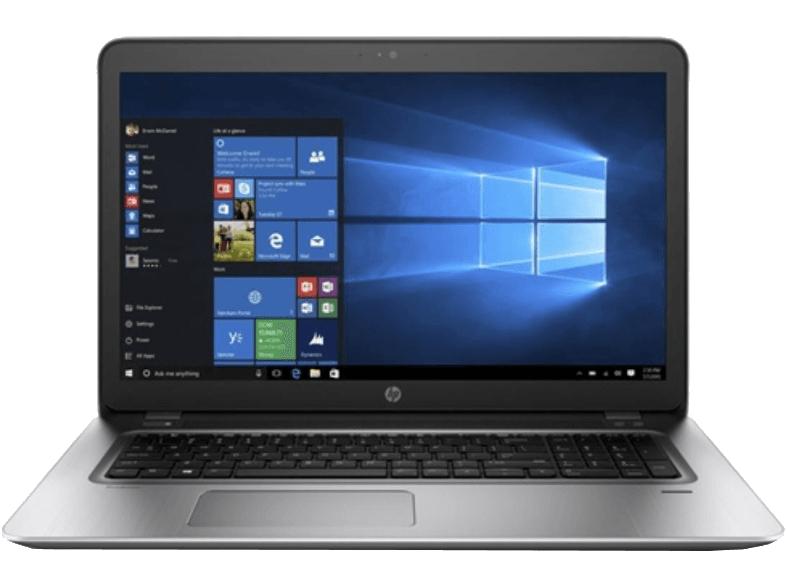 "HP Notebook ProBook 470 G4: 17,3"" Full HD, I5 7200U (Kaby Lake), 4GB DDR4 Ram, 1TB HDD, 2xUSB3.0 (type C), Nvidia 930MX, DVD Brenner, Windows 10 Pro (incl. Wartungsklappe) für 599€ @Media Markt AT"