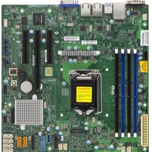 Supermicro X11SSL-F Server Mainboard