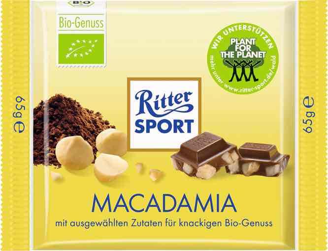 Verschiedene Sorten Rittersport Bio-Schokolade auch Nussklasse im Kaufland