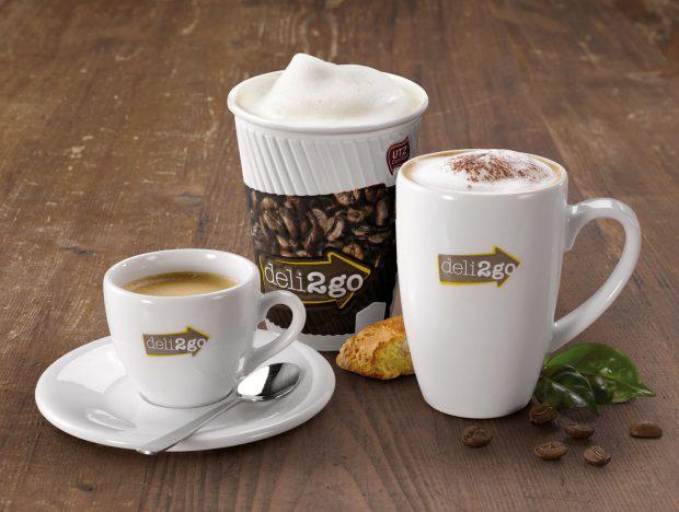 [Shell, bundesweit] Deli2go Kaffee XL gratis