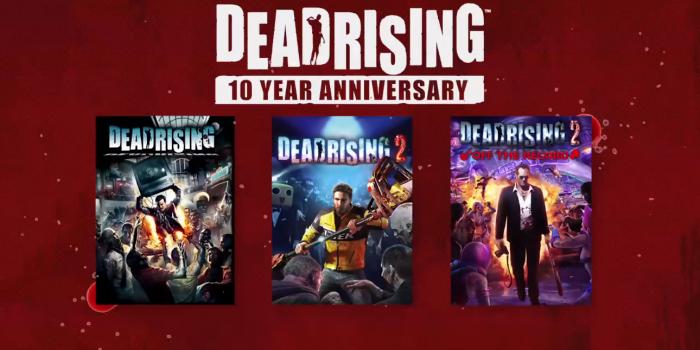 DEAD RISING Triple Bundle Pack Österreischer Playstation Store (Digital) für 37,49 € oder einzeln je Teil für 14,99€