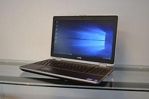 "[Gebraucht+Garantie] Dell Latitude E6520 15,6"" i5 2520M; 8 GB RAM; 256 GB SSD"