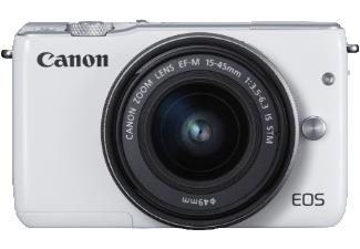 (mediamarkt.de) Canon EOS M10 Kit (15-45mm IS STM) Digitale Systemkamera + 30 EUR Cashback von Canon für Studenten (amazon jetzt ebenfalls zum gleichen Preis)