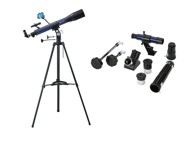 Teleskop von Bresser 70/700 mit 20% Ersparnis.