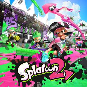 Splatoon 2 Global Testfire Nintendo Switch