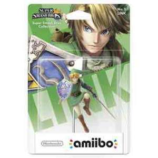 Link Amiibo redcoon