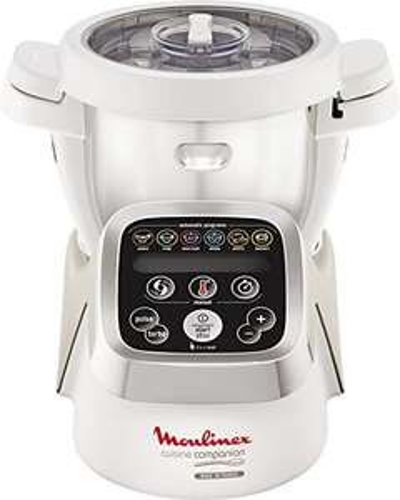 Moulinex Cuisine Companion HF802 für 497,50€ bei Amazon Italien - Küchenmaschine Roboter und Dampfer