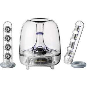 [Crowdfox] Harman Kardon SoundSticks 2.1 Wireless Bluetooth Speaker für 149€
