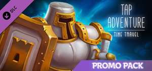 [STEAM] Tap Adventure: Time Travel Promo Pack @Game Giveaway of the Day