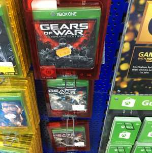 Gears of War Ultimate Edition Lokal in Saturn Hannover 15 Euro