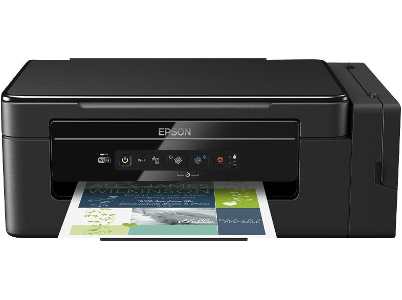 Epson EcoTank ET-2600 All-In-One nachfüllbares 3-in-1 Tintenstrahl Multifunktionsgerät (Kopierer, Scanner, Drucker, WiFi, USB 2.0) für 199€ [Saturn.at]
