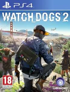 Watch Dogs 2 Standard Edition (Xbox One & PS4 Pegi) für je 26,99€ (HDGameshop)