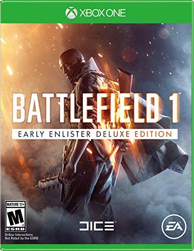 Battlefield 1 Early Enlister Deluxe Edition (Xbox One) für 37,98€ (Amazon.com Prime)