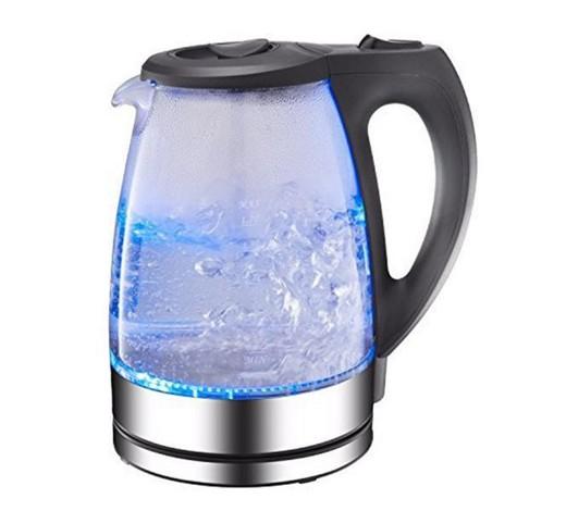 2 x AFK 1,7 l Wasserkocher mit LED Licht, 2200W für 14,52 € ( 7,26 € pro Stück) inkl. Versand @ xxxlshop