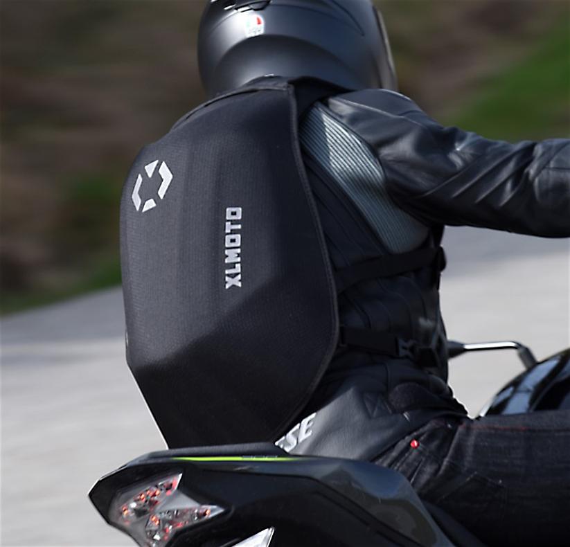 Motorrad Rucksack