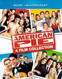 American Pie Box BluRay [4 Filme]