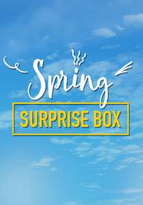 "[Steam] ""Square-Enix"" Spring Surprise Box mit Just Cause 3 + 3 weiteren"