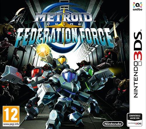 Nintendo 2DS/3DS - Metroid Prime: Federation Force für €18,86 [@Amazon.it]