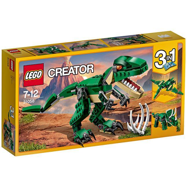 [Rossmann] Lego 31058 Dinosaurier offline 9,99 EUR