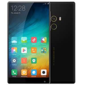 Xiaomi Mi Mix Ultimate Edition mit 18 Karat Gold (kein Band 20)