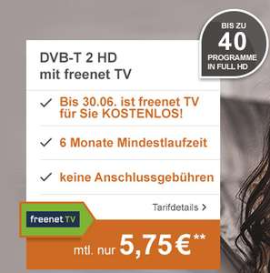 Strong SRT 8541 DVB-T2 Receiver + 6 Monate Freenet TV für 35,50€ bei Logitel