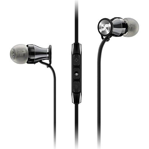 Sennheiser Momentum In-Ear-Kopfhörer in Schwarz