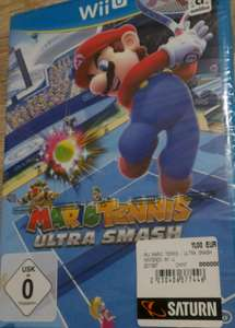 [Lokal Senden (89250)] Saturn Mario Tennis Ultra smash