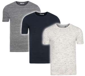 JACK & JONES Premium Tom Tee Herren T-Shirt in weiß/grau/blau für je 7,99€ [Outlet46]