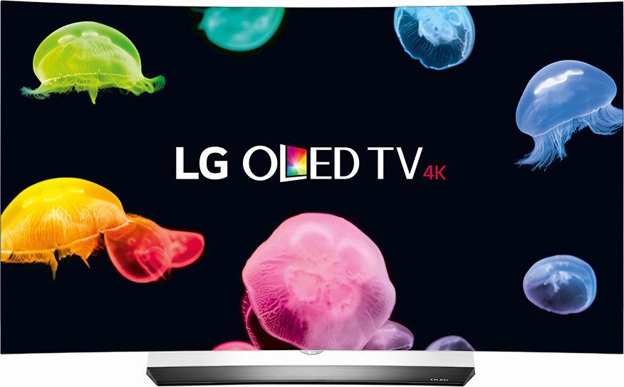 LG 65C6V 165,1 cm (65 Zoll) 3D 2160p (UHD) UHD OLED Internet 4k TV