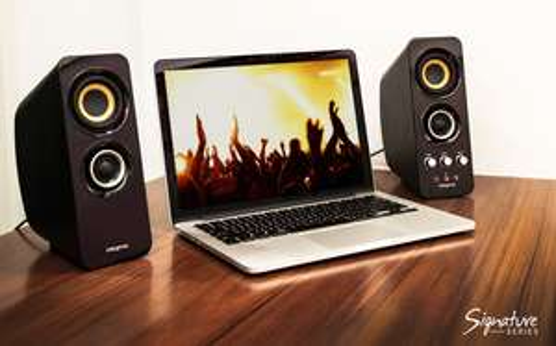 Creative T30 Wireless 2.0 Lautsprecher System mit NFC und Bluetooth für 89,99€