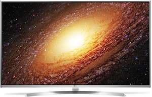 LG 55UH8509 139 cm (55 Zoll) Fernseher (Ultra HD, Triple Tuner, Smart TV, HDR, 3D) [Energieklasse A+]