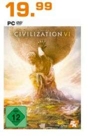 [Lokal Saturn Dortmund] Sid Meier's Civilization VI (PC) für 19,99€