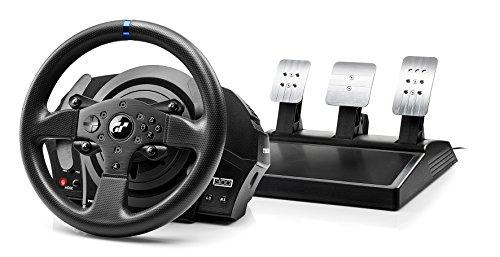 """[amazon.fr] Thrustmaster 4160681 """"T300 RS GT Edition"""" Lenkrad und 3-Pedal-Set (PC, PS3, PS4) in schwarz  für 259€ statt 309€"""