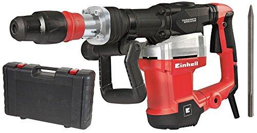 [amazon.it] Einhell Abbruchhammer TE-DH 1027 (1500 W, 32 J, Schlagzahl 1900 min-1, SDS Max Aufnahme, Vibrationsgedämpfter Griff, im Koffer)  für 180€ statt 205€