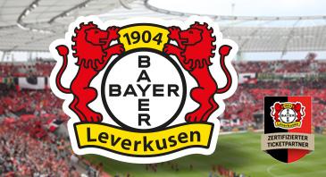 Koelnticket.de - Bundesliga-Glücksticket: Bayer 04 Leverkusen - VfL Wolfsburg für 19,04 €
